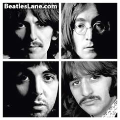 The Beatles from the White Album 1968